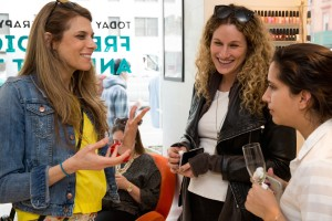 Talkspace Pedi-Pop Up Event Takes Over Gramercy!