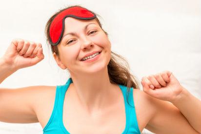 botox smile perception woman yawning
