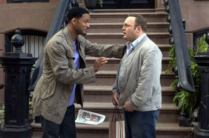Will Smith Kevin James Hitch dating therapy
