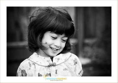 turn away smile Shannon Montez photography