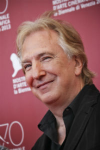 alan rickman mental health advocate