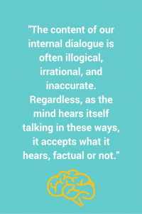 Talkspace therapist positive thinking