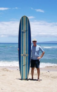 ken fields surfboard hawaii