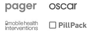 health care companies apps