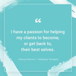 Talkspace Therapist Quote