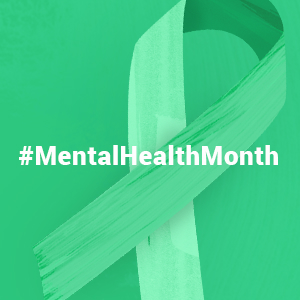 mental health month hashtag
