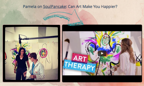 Pamela Hayes art therapy
