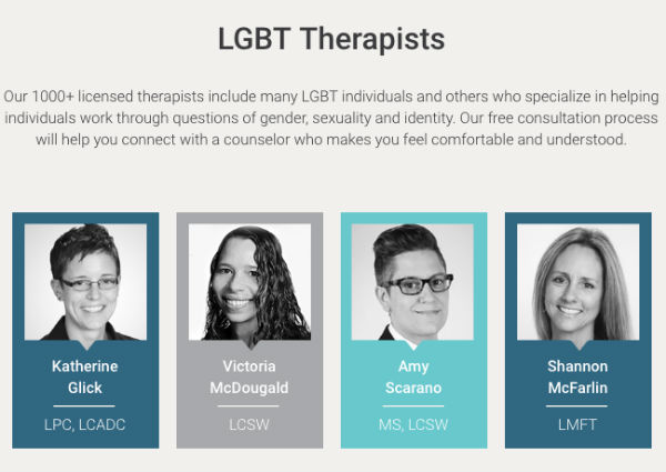 Talkspace lgbt therapists