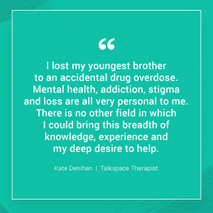 kate denihan quote