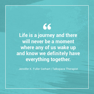 Jennifer K. Fuller Gehart quote