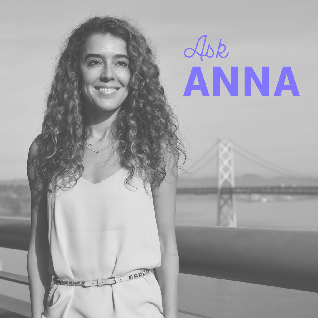 Anna Akbari advice column
