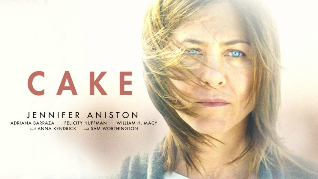 cake movie poster jennifer aniston