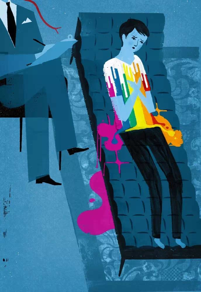 photo Schizophrenia and the Workplace
