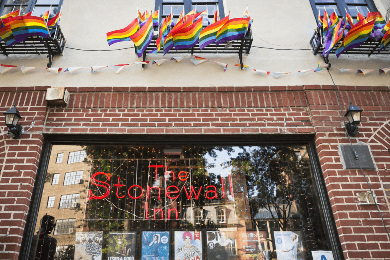 Stonewall Inn in New York