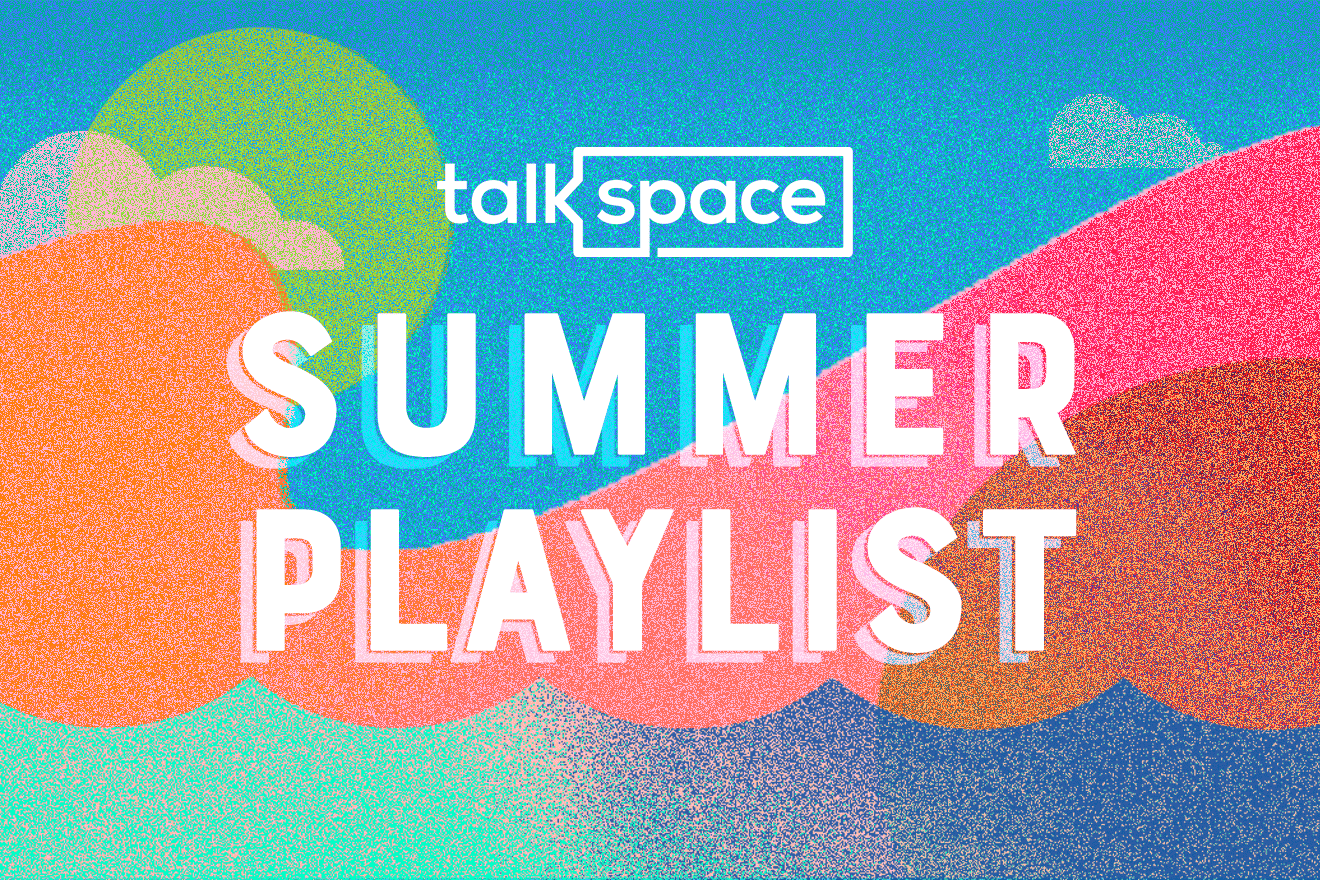 Talkspace Summer Mental Health Playlist