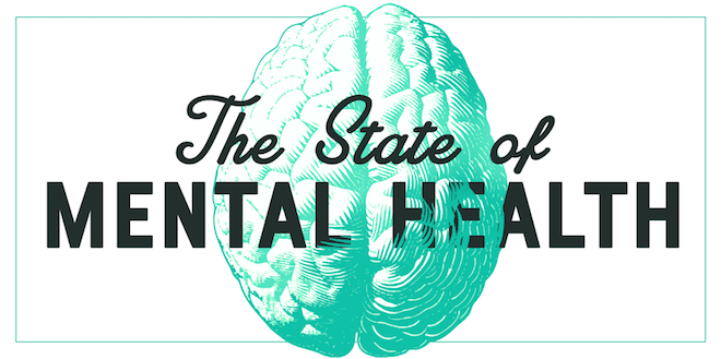 The state of mental health