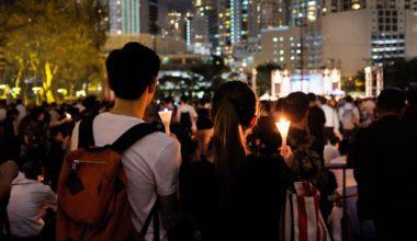 community vigil