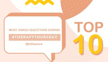 therapy thursday questions
