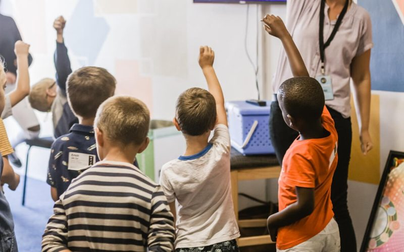 classroom learning disability stress