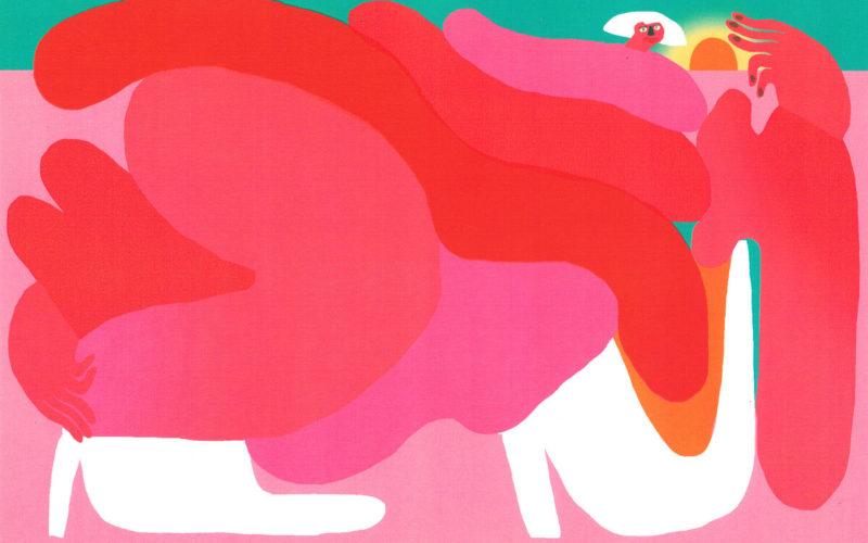 Amber Vittoria Illustration - Seasonal Affective Disorder