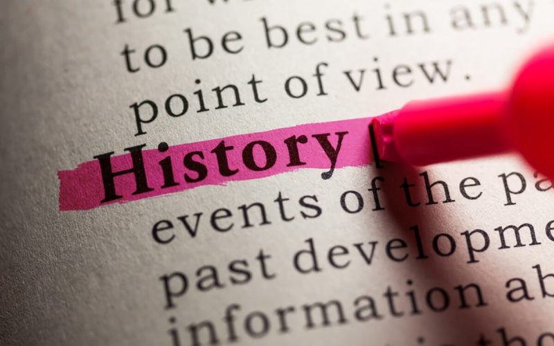 History of Therapy