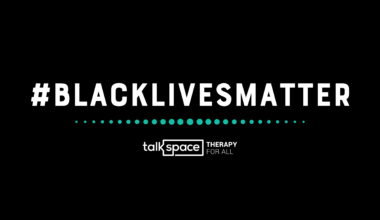 Talkspace stands in solidarity with the Black community