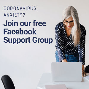 Coronavirus Anxiety? Join our free support group
