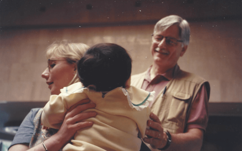 Nora Vose Adoption Story