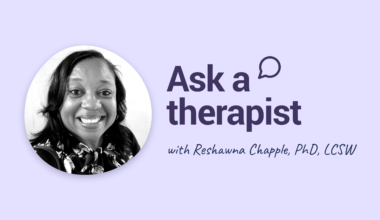 Ask Reshawna Chapple
